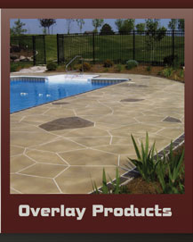 overlay concrete services
